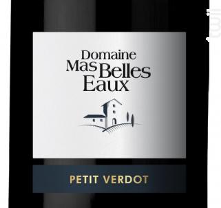 Petit Verdot - Mas Belles Eaux - 2016 - Rouge