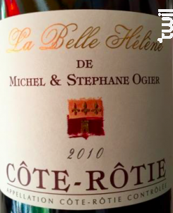 La Belle Hélène - Michel & Stéphane Ogier D'Ampuis - 2012 - Rouge