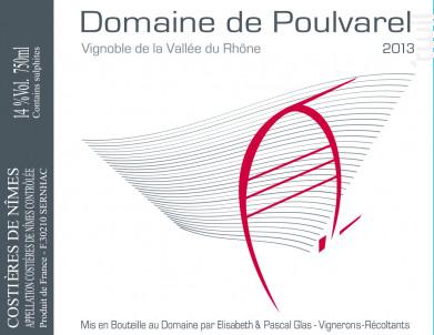 Domaine de Poulvarel - Domaine de Poulvarel - 2017 - Rouge