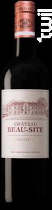 Château Beau-Site - Château de Beau-Site - 2018 - Rouge