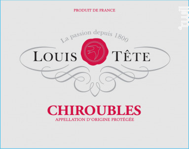 Chiroubles - Louis Tête - 2015 - Rouge