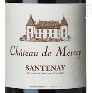 Santenay Château de Mercey - Antonin Rodet - 2011 - Rouge