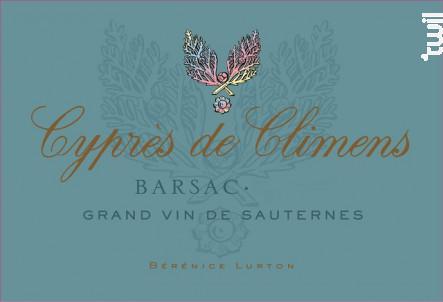 Cyprès de Climens - Château Climens - 2012 - Blanc