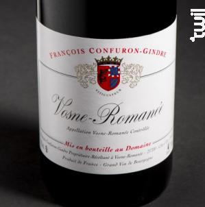 Vosne-Romanée - Domaine François Confuron-Gindre - 2013 - Rouge