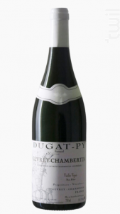 Gevrey-Chambertin - Vieilles Vignes - Dugat-Py - 2016 - Rouge