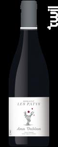 AMA DABLAM - Domaine Les Patys - 2019 - Rouge