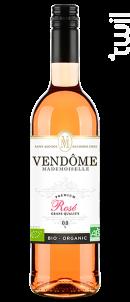 Vendôme Le Rosé - Sans alcool - Vendôme - Non millésimé - Rosé