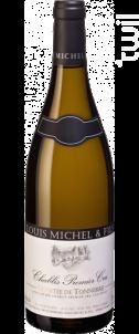 CHABLIS 1er cru Montée de Tonnerre - Louis Michel et Fils - 2015 - Blanc