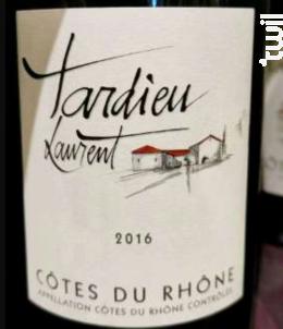 Côtes-du-Rhône - Maison Tardieu Laurent - 2016 - Rouge