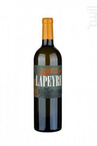 Lapeyre Sec - Clos Lapeyre - 2014 - Blanc