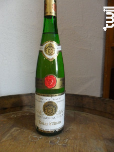 Pinot Gris Sigille - Domaine Koehly - 1978 - Blanc