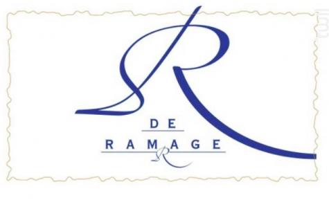 R de Ramage - Château Ramage la Batisse - 2012 - Rouge
