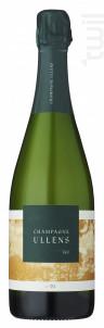 Champagne Ullens - Brut - Lot 01 - Domaine Marzilly - Non millésimé - Effervescent