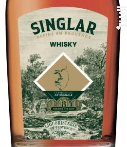 Whisky Singlar - Liquoristerie de Provence - Non millésimé - Blanc