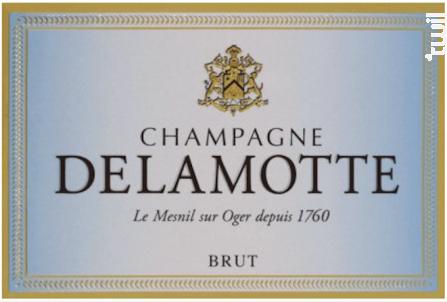 Brut - Delamotte - Non millésimé - Effervescent