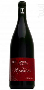 Ardoises - Domaine Le Cigalet - 2019 - Rouge