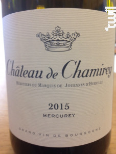 Mercurey - Château de Chamirey - 2016 - Blanc