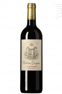 Château Greysac - Domaines Rollan de By - 2008 - Rouge