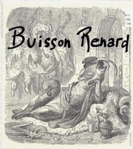 Buisson Renard - Domaine DIDIER DAGUENEAU - 2016 - Blanc