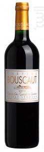 Château Bouscaut - Château Bouscaut - 2010 - Rouge