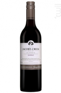 Classic Shiraz Vintage - PERNOD RICARD - Jacob's Creek - 2017 - Rouge