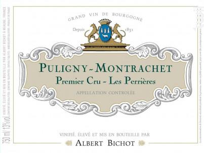 Puligny-Montrachet Premier Cru Les Perrières - Albert Bichot - 2018 - Blanc