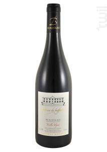 Beaujolais Vielles Vignes - Château de Buffavent - 2018 - Rouge