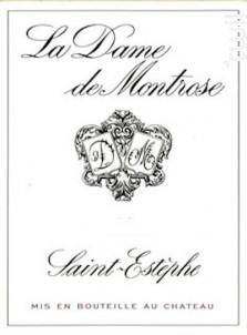 La Dame de Montrose - Château Montrose - 2018 - Rouge