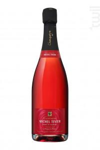 Rosé de Saignée Brut 1er Cru - Champagne Michel Tixier - Non millésimé - Effervescent