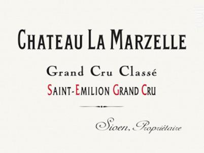 Château la Marzelle - Château La Marzelle - 2008 - Rouge