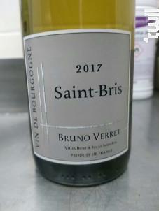 Saint-Bris - Domaine Verret - 2017 - Blanc