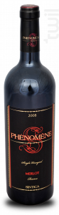 Phénomène Merlot - Sintica Winery - 2012 - Rouge