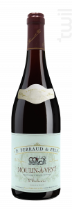 L'Eolienne - P. Ferraud & Fils - 2016 - Rouge