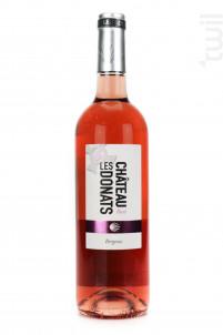 La Coquille - Château Les Donats - 2017 - Rosé