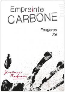 Empreinte Carbone - Château Haut Lignières - 2017 - Rouge
