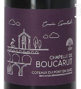 Cuvée Anatole - Château Boucarut - 2017 - Rouge