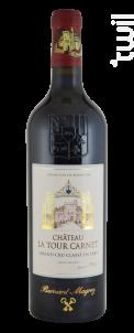 Château La Tour Carnet - Bernard Magrez - Château La Tour Carnet - 2015 - Rouge