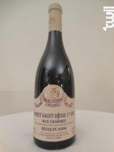 Morey-Saint-Denis Premier Cru Aux Charmes - Domaine Michel Magnien - 2004 - Rouge