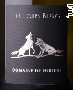 Les Loups Blancs - Domaine de Nerleux - 2018 - Blanc