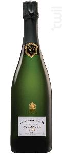 La Grande Année Brut Millésimé - Champagne Bollinger - 2007 - Effervescent