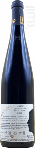 Origin'alsace Pinot Noir - Domaine Gueth - 2018 - Rouge
