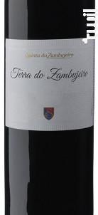 Terra Do Zambujeiro Tinto Jeroboam 3l - Quinta do Zambujeiro - Non millésimé - Rouge