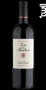 Tertio De Montrose - Saint-estèphe - Château Montrose - 2016 - Rouge