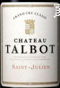 Château Talbot - Château Talbot - 2014 - Rouge