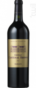 Château Cantenac Brown - Château Cantenac Brown - 2013 - Rouge