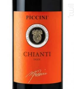 Chianti - Tenute Piccini - 2018 - Rouge