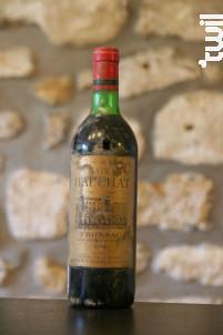 Château Hauchat - Vignoble Saby - 1976 - Rouge