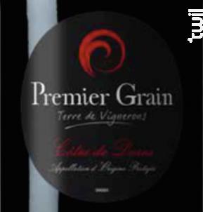 Premier Grain - Berticot - 2015 - Rouge
