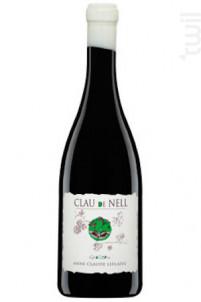 Grolleau - Clau De Nell - 2012 - Rouge