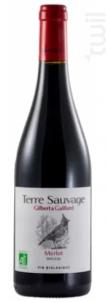 Terres Sauvages - Château Gilbert & Gaillard - 2018 - Rouge